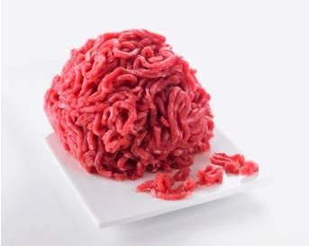 De la viande hachée