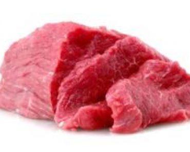 La viande, riche en protéines